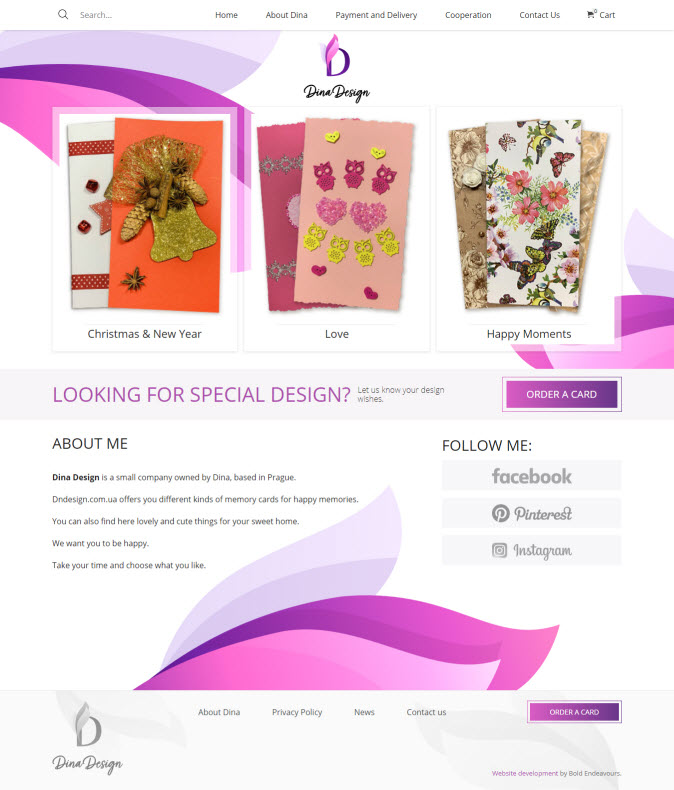 DinaDesign-eCommerce